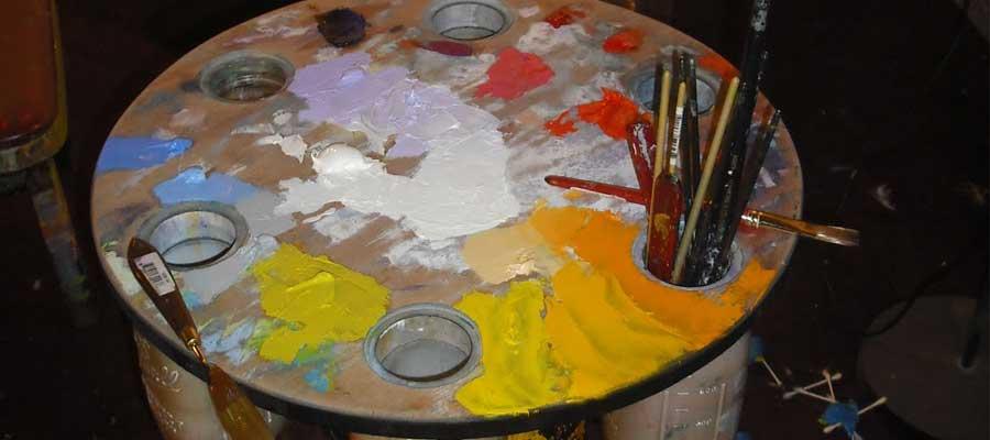 Peintres le nom commence par I