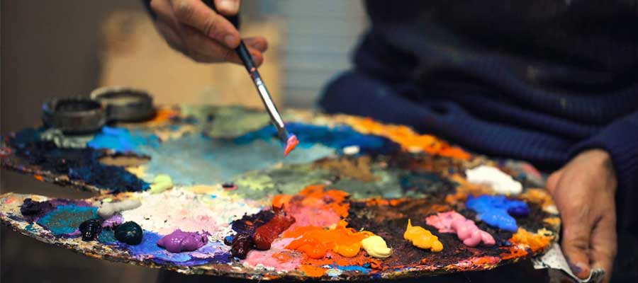 Peintres le nom commence par P